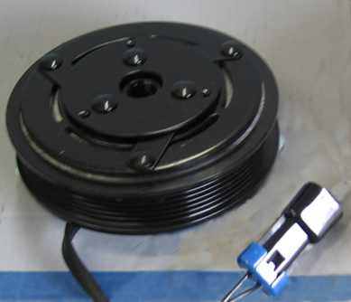 A/C Components by ValAir Inc - High Performance Clutches for