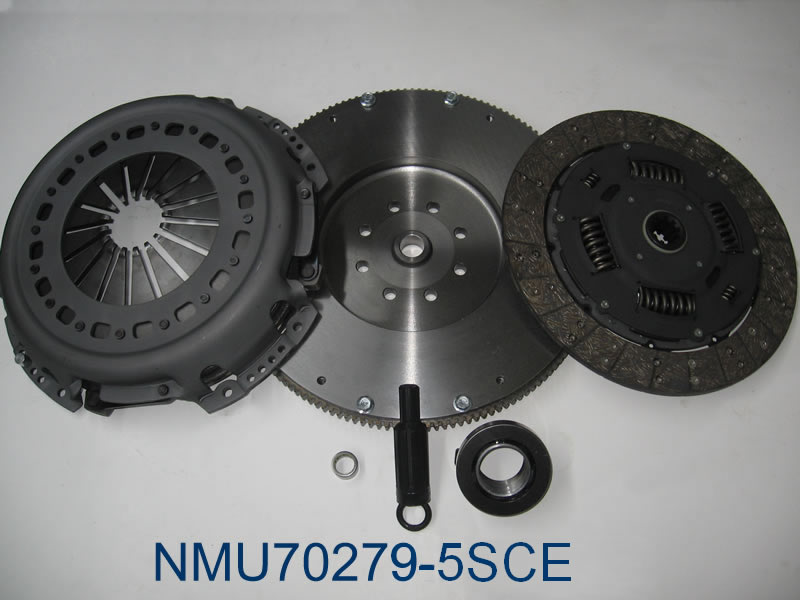 Power Parts Engineering - Dodge Clutches