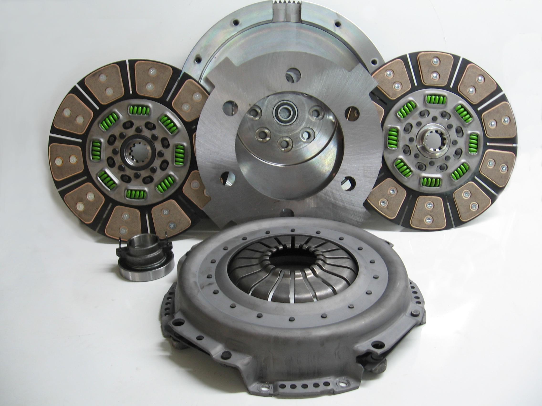 Dodge Cummins 6 Speed Performance Clutches