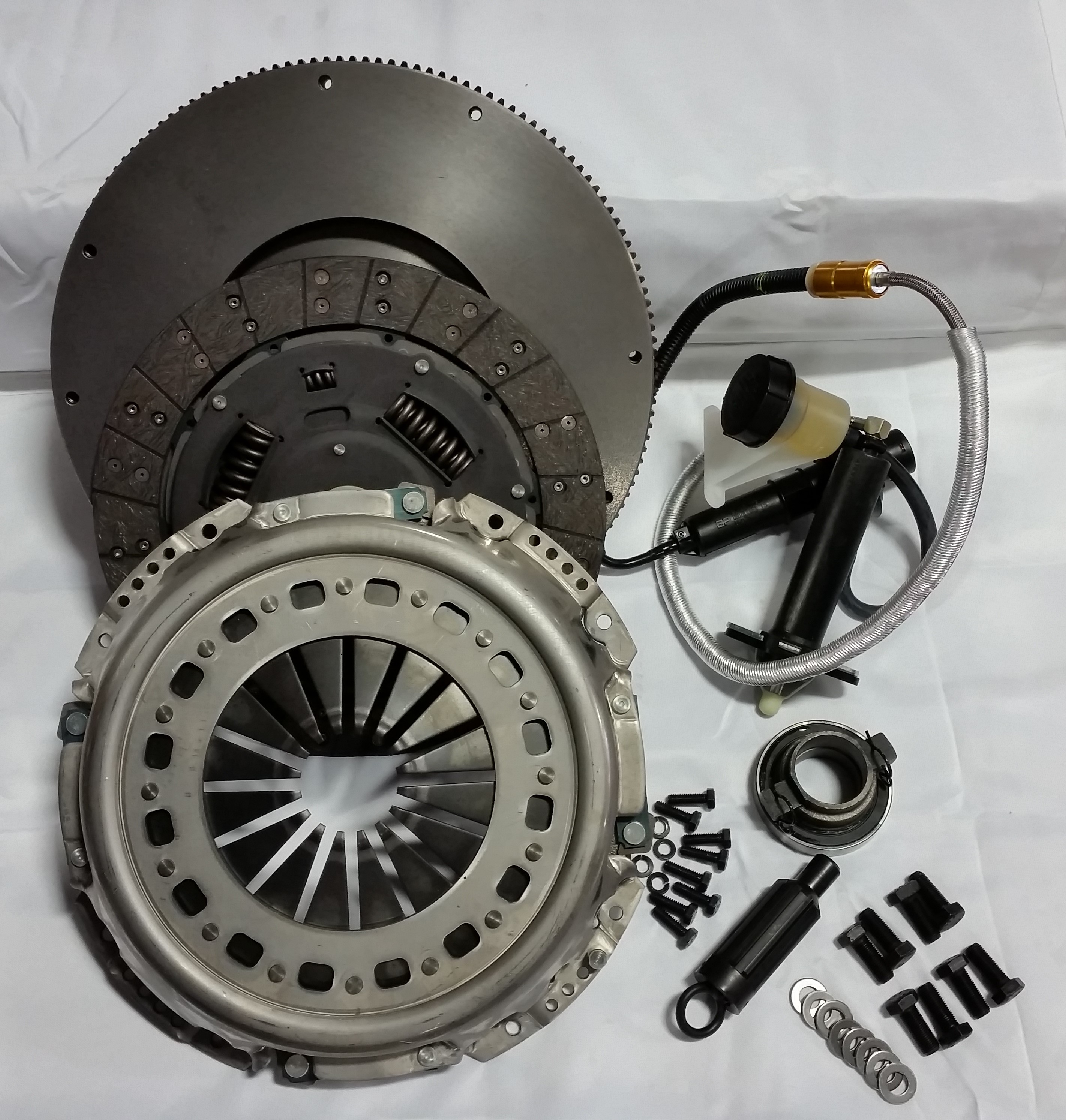 G56 Solid Flywheel Conversions