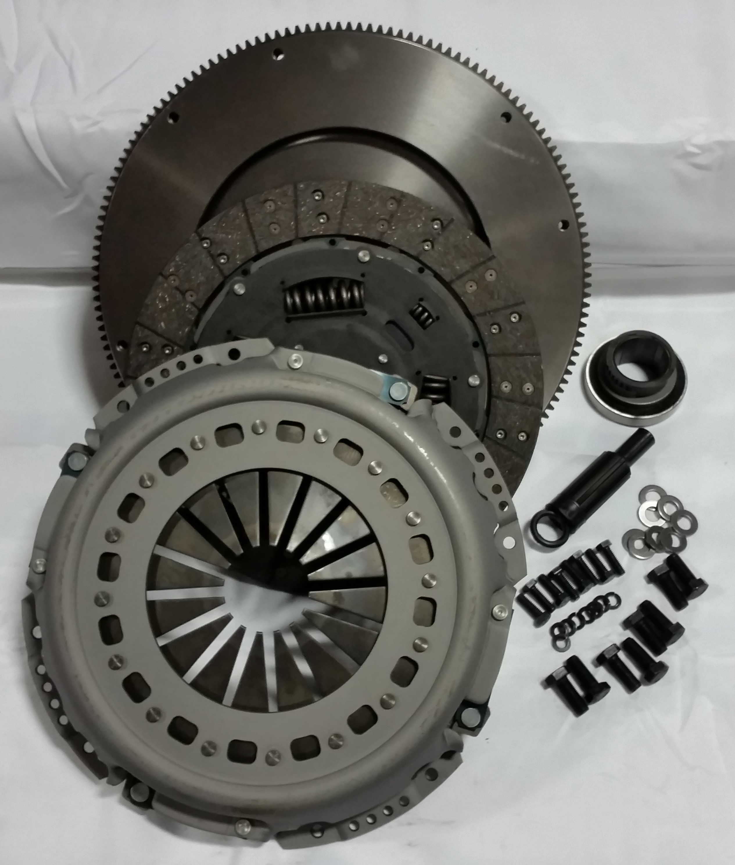 503if Clutch Kit Includes Flywheel Ford 60l Powerstroke Diesel F250